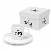 Espresso Tassen - Espresso Lover white Matte Espresso