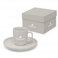 Espresso Tassen - Pure Taupe Matte Espresso