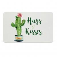 Frühstücks-Brettchen - Hugs & Kisses