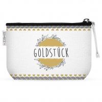 Makeup Bag - Goldstück