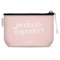 Makeup Bag - MakeUp Bag Perfectly Imperfect