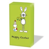 Taschentücher - Happy Easter *
