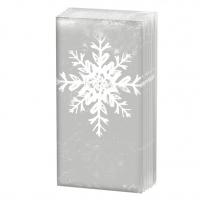 Taschentücher Ice silver