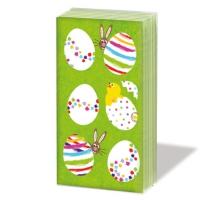 Taschentücher - Eggs allover *