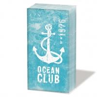 Taschentücher Ocean Club
