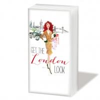 Taschentücher London City girl