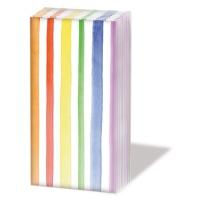 Taschentücher  Aquarell Stripes