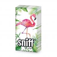 Taschentücher - Tropischer Flamingo