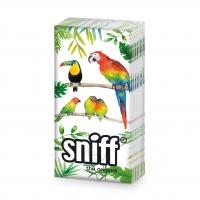 Taschentücher - Tropische Vögel