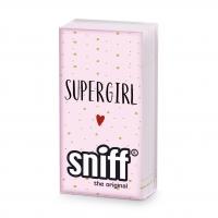 Taschentücher - Supergirl Schnüfflerin