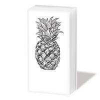 Taschentücher - Tropischer Ananasschnüffler
