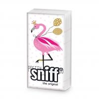 Taschentücher - Pretty Flamingo Sniff