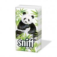 Taschentücher - Tropical Panda