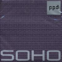 Servietten 25x25 cm - SoHo Aubergine