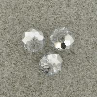 Geschliffene Glasperlen