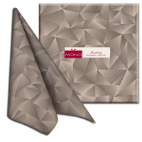 Airlaid Dinner Servietten Prism grigio