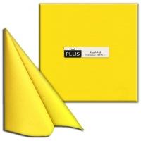 Airlaid Dinner Servietten giallo