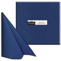Airlaid Dinner Servietten blue