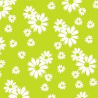 30 Servietten 33x33 cm - Blomma limonengrün