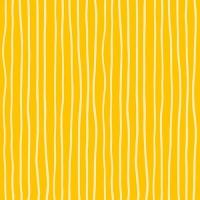 30 Servietten 33x33 cm - Curved Lines gelb
