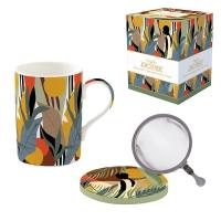 Porzellan-Tasse - Coffee Mania - KILI