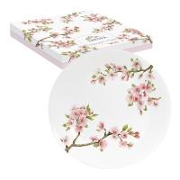 Porzellan-Teller 19cm - Sakura