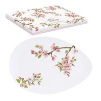 Porzellan-Platte - Sakura