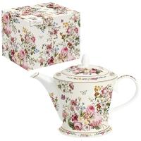 Teekanne - Blooming Opulence