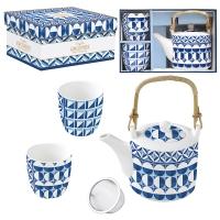 Tee Set - Coffee Mania - GBLU