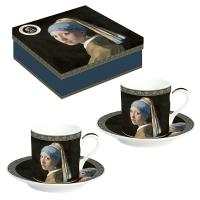 Porzellan-Tasse - Masterpice - 2 mug in gift box