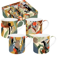 Set Tassen 300ml - Coffee Mania - KILI