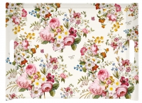 Tablett - Blooming Opulence