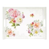 Tablett - Romantic Lace