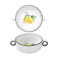 Porzellan-Bowl - Amalfi