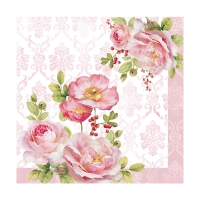 Lunch Servietten FLORAL DAMASK