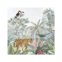 Servietten 33x33 cm - Tropical Paradiese