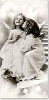 Taschentücher - Glückliche Engel