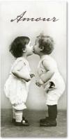 Taschentücher - Babys küssen