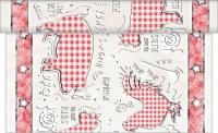Tischläufer - BBQ-Grillfest