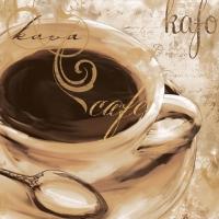 Servietten 25x25 cm - Café Piacere