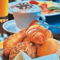 Servietten 33x33 cm - Frühstücks-Genüsse