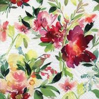 Servietten 33x33 cm - Belleza multicolor