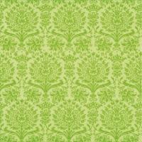 Servietten 33x33 cm - Fine Damask green
