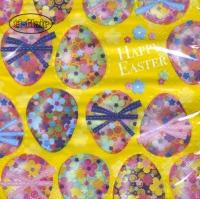 Lunch Servietten Multicoloured Easter Eggs