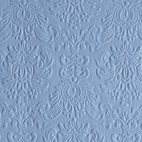 Servietten 25x25 cm - Elegance Jeans Blue