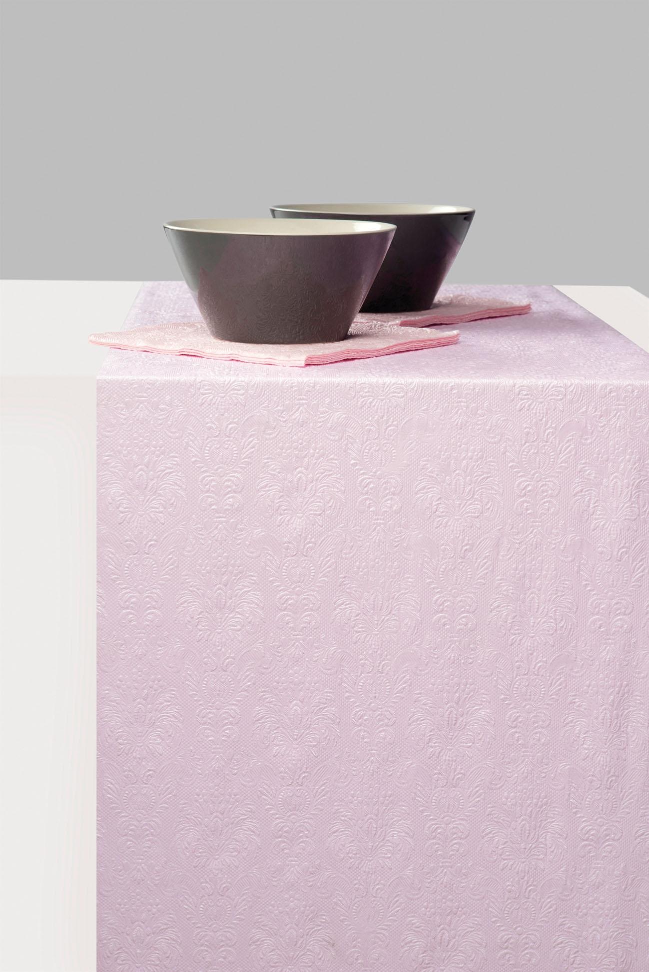 Tablerunners - Elegance Pearl Lilac