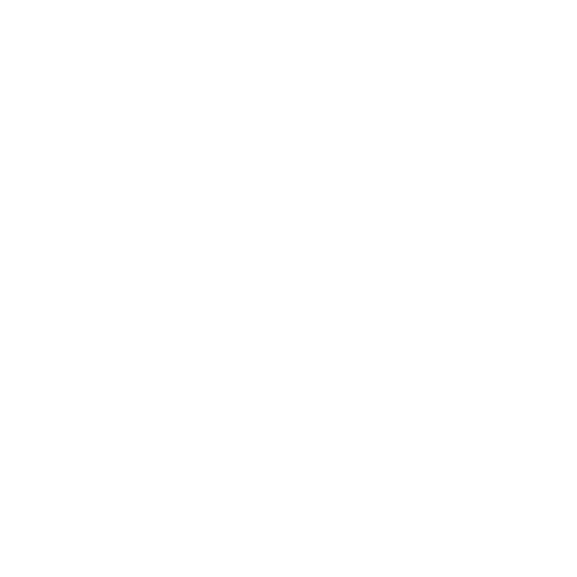 Dunisoft Servietten 20x20 cm - weiß
