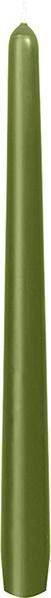 Leuchterkerzen - Blattgrün