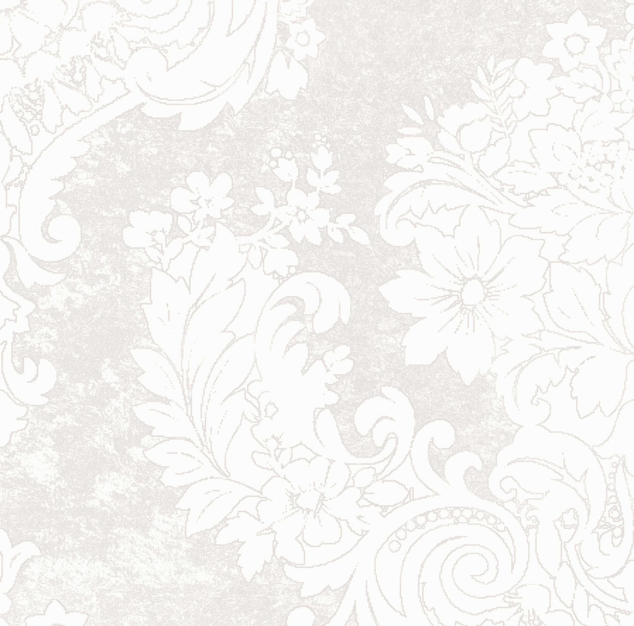 Dunilin Servietten 40x40 cm - Königliches Weiß