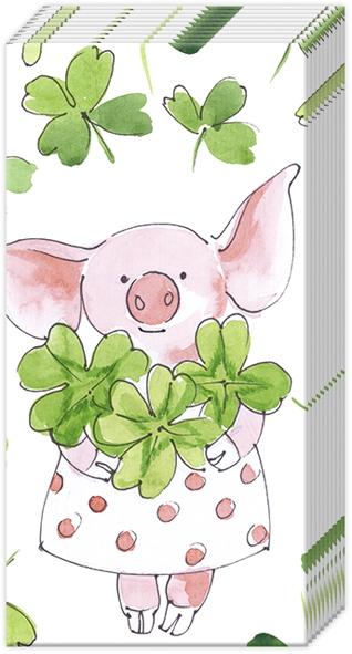 Taschentücher - PIGGY LUCK